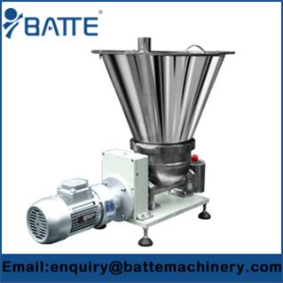Plastic Volumetric Single Screw Feeder