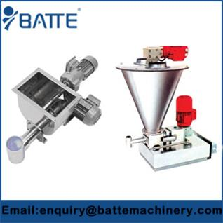 Auger Type Volumetric Feeder