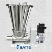 volumetric feeding systems dosing screws
