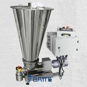single screw weightlessness volumetric feeder